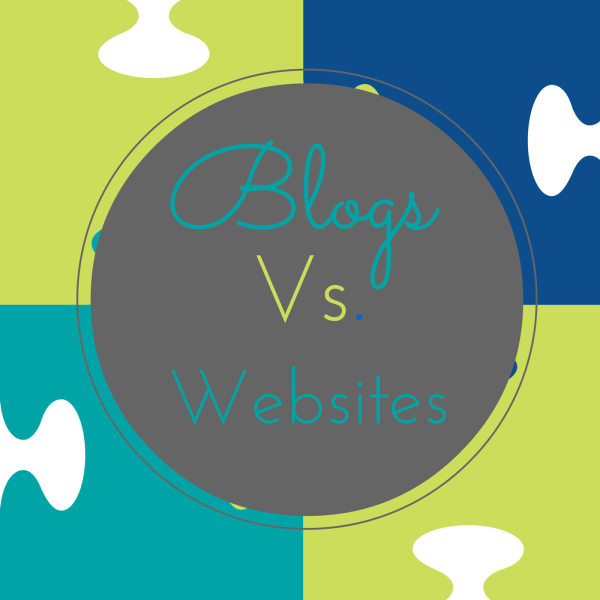 Blogs vs. Websites